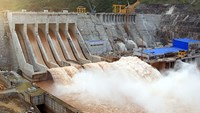 Vietnam depends largely on hydropower plants for its energy demand. Photo: Hong Anh