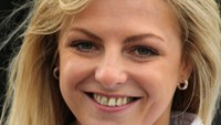 Scottish judo star Stephanie Inglis in a file photo. She is under treatment in Thailand's capital of Bangkok, where she was flown last week after around two weeks in a Hanoi hospital. Photo credit: AFP