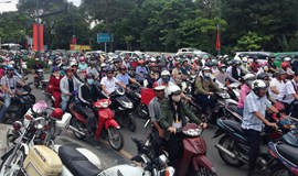 Vietnamese bought 7,800 new motorbikes every day last year: report