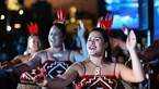 Meet Maori people in Saigon