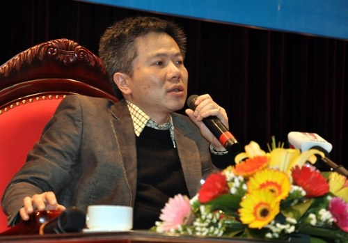 Vietnamese-French professor Ngo Bao Chau, a Fields Medal winner, will also join the event. Photo credit: VnExpress