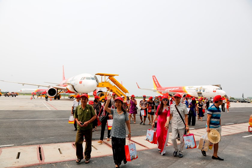 Vietjet offers 1 million super saving tickets for all domestic flights