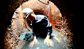 Underneath the city: A day of Saigon sewer workers