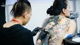 Shades of ink at Hanoi's first tattoo festival