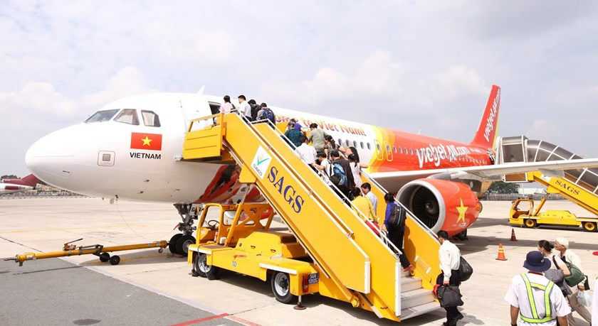 Vietjet adds 5,700 flights for upcoming peak season