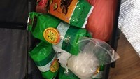 Meth hidden in tea bags as seized by police in Ho Chi Minh City June 29. Photo courtesy of the police