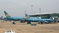 A file photo of Tan Son Nhat International Airport in Ho Chi Minh City