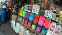 Coloring chemicals are wildly sold in Vietnam. Photo: Dao Ngoc Thach