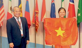 Vietnam wins first gold at International Biology Olympiad