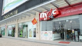 An NYDC store in Ho Chi Minh City. Photo courtesy of NYDC Vietnam's Facebook page