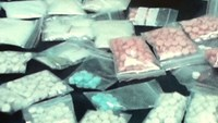 Vietnamese man caught smuggling 3 kg of drugs from China