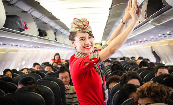 Vietjet offers hundreds of thousands of free tickets to Hanoi for autumn