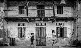 The clay houses of northern Vietnam