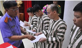 2,100 inmates freed, thousands enjoy reduced terms on Vietnam National Day