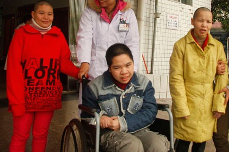 How are women treated in china