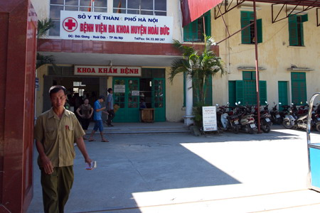 Vietnam hospital copies, distributes blood test results in insurance scam