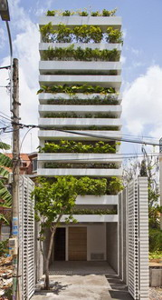 Vietnamese architect wins award for best building of 2012