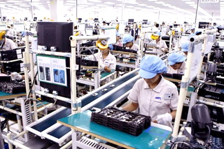 Samsung Vietnam gets tax breaks for giant plant