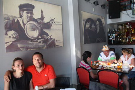 Bolstered by old military ties, Nha Trang lures Russians tourists