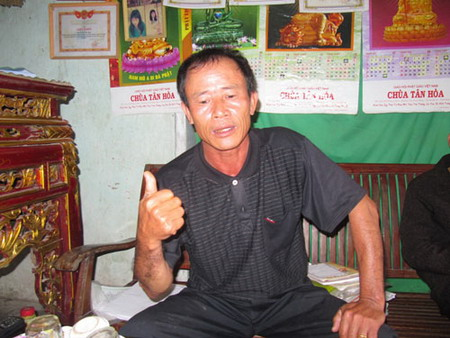 Corruption whistleblowers face persecution in central Vietnam