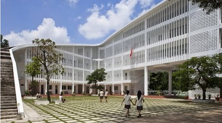 awesome vietnamus honored architect wins worldus best house school arts with greatest architects - Greatest Architect In The World