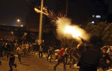 Clashes across Egypt kill 51, more protests called