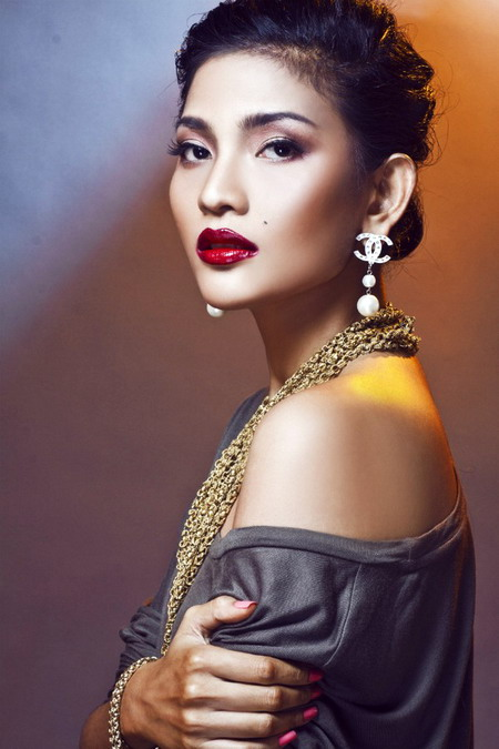 Vietnam's vegetarian beauty queen to compete at Miss Universe