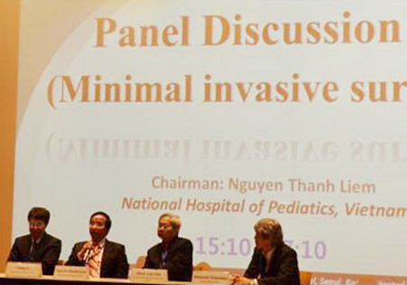 Vietnamese endosurgery praised at Asian conference
