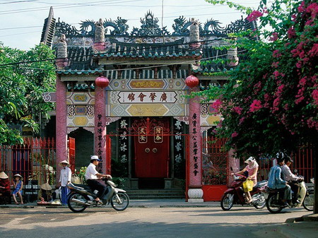 Conde Nast readers love Hoi An Travel