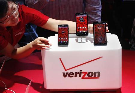 Verizon poised for historic $130 billion Vodafone deal