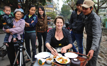 Vietnamese street food a gourmet's delight Travel