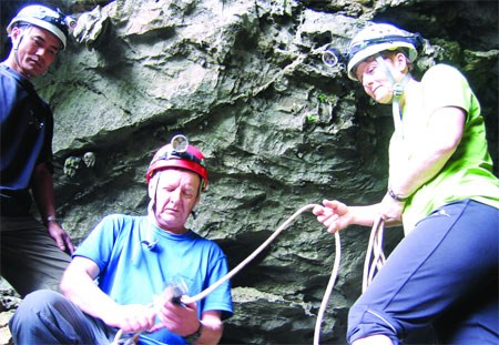 Briton who put Vietnamese caves on world map