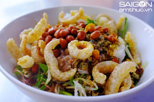 Oh baby (clams) Discover the Hue-style dish in Ho Chi Minh City:
