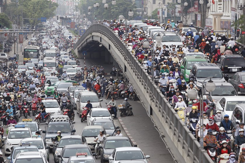 Import Auto Sales >> Vietnam's bikers race to upgrade as auto sales explode | Society | Thanh Nien Daily