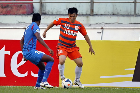 Scandal-plagued Vissai Ninh Binh advances to AFC Cup quarterfinal