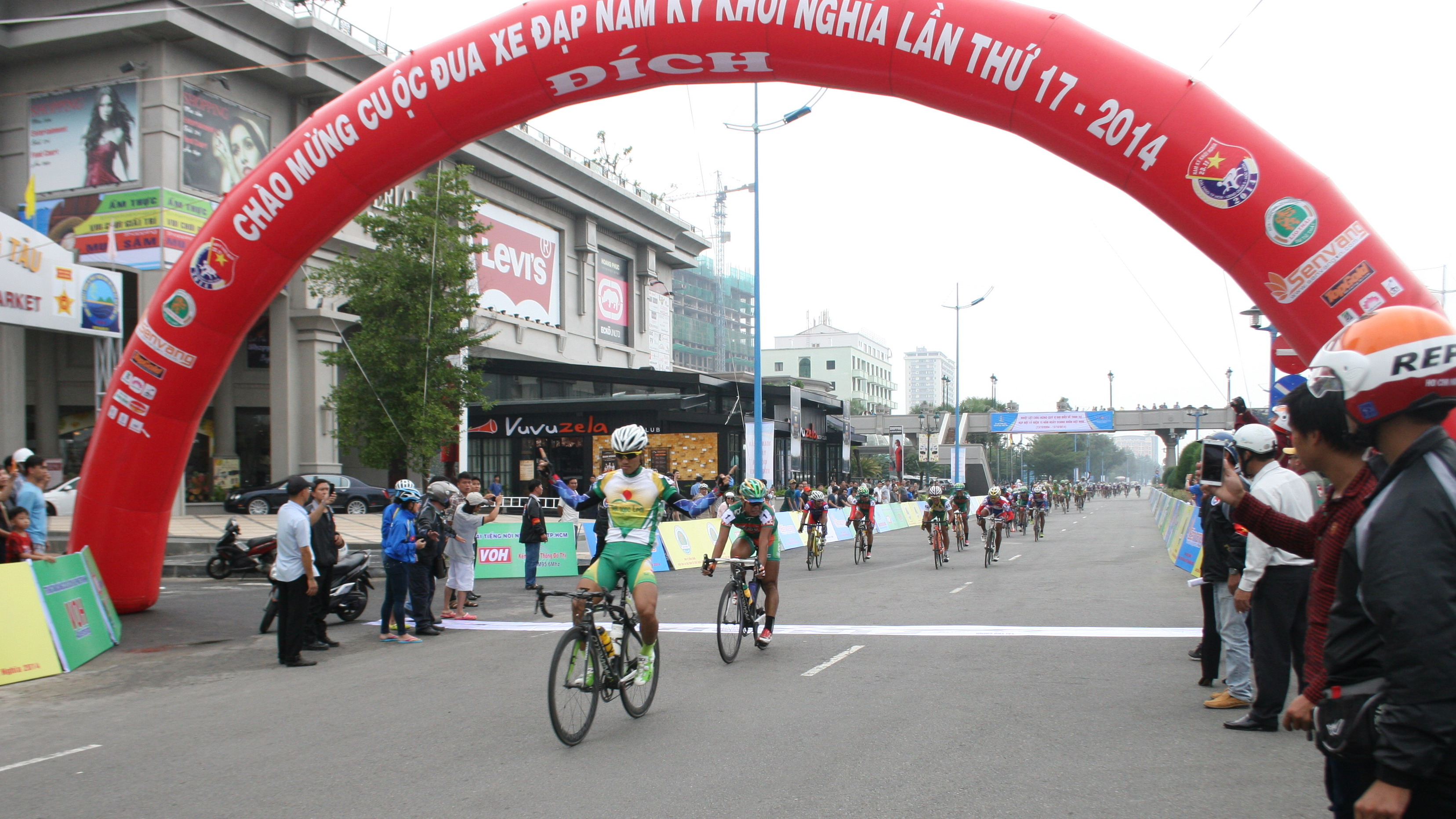 Vietnam Cycling: Southern Revolution Tour kicks off in Ho Chi Minh City