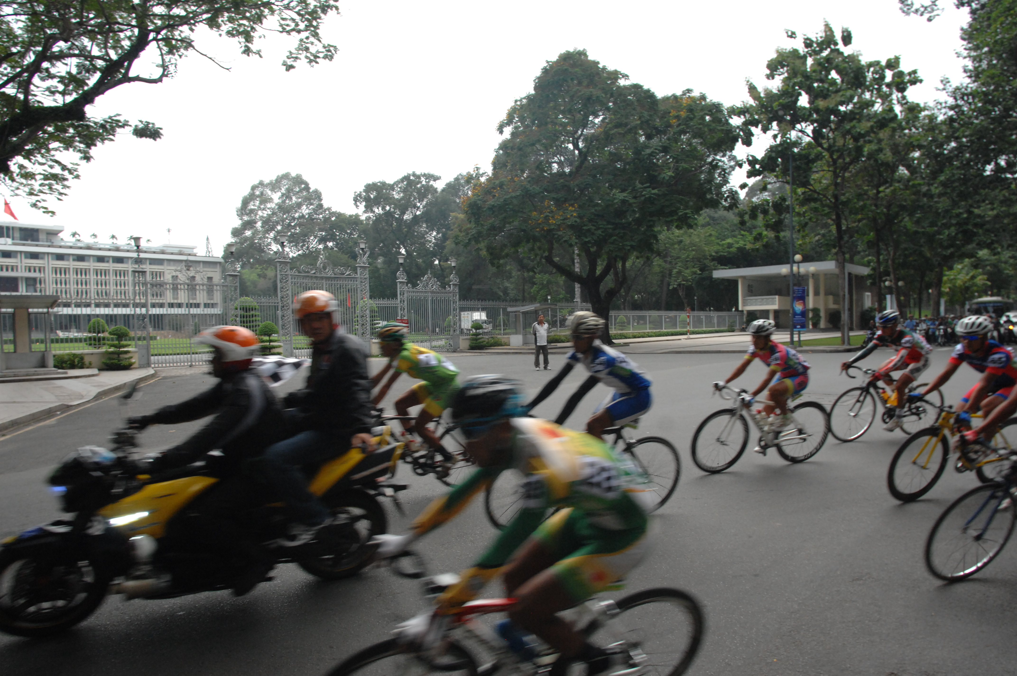 Vietnam's south-central coast heats up with major cycling tour