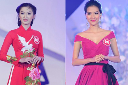 Two beauties quit Miss Vietnam following surgery rumors