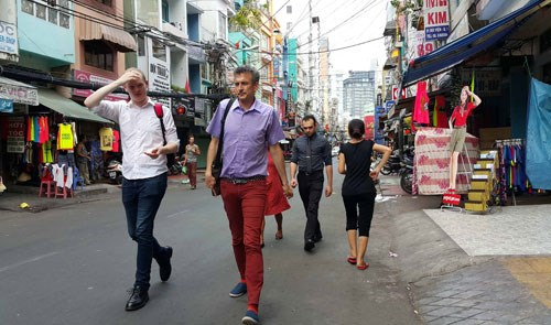 First walking street seen as a misstep for Ho Chi Minh City