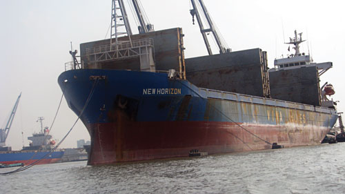 Vietnam state shipping firm wants to file bankruptcy for troubled subsidiary