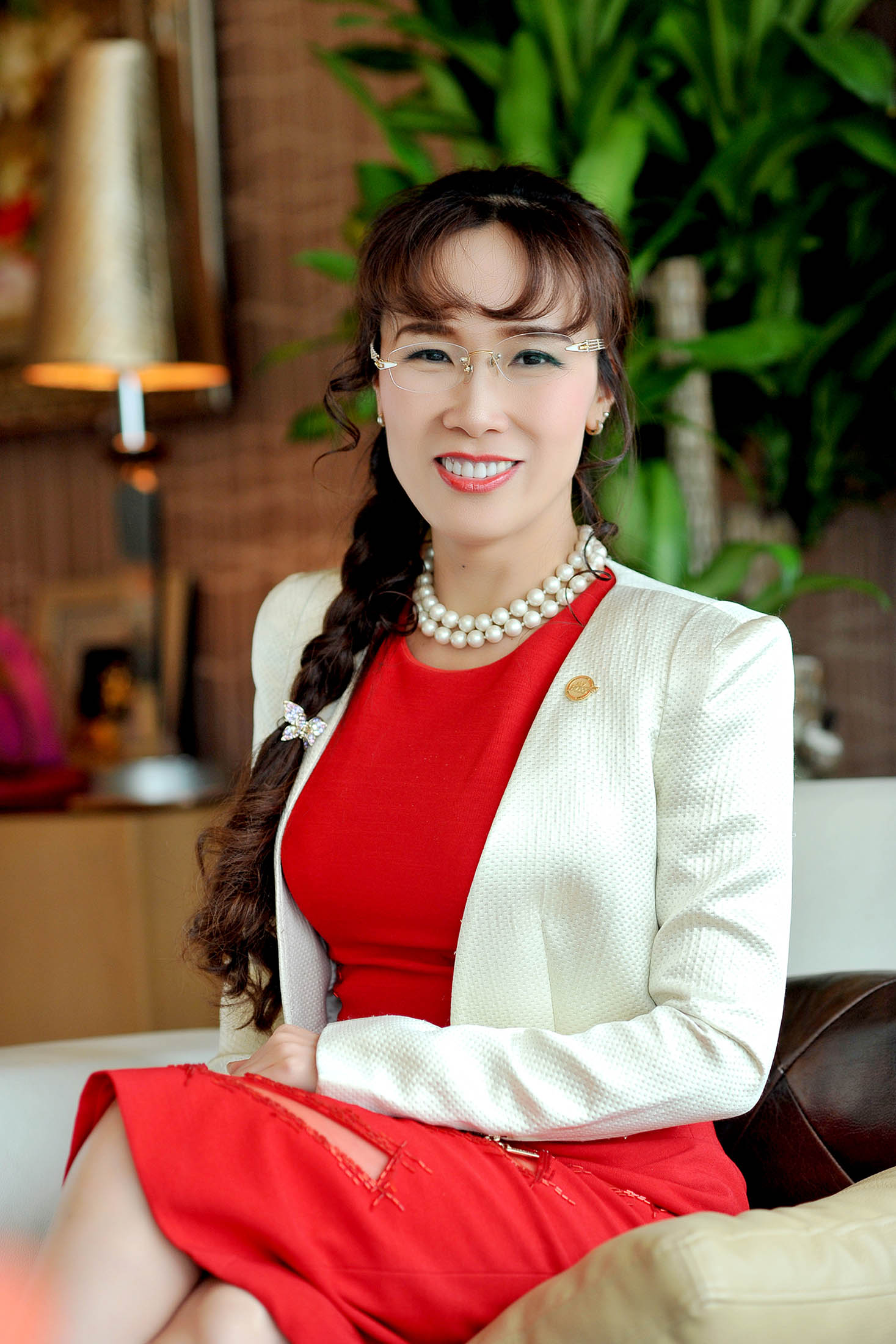 How bikini airline helped to create Vietnam's first woman billionaire