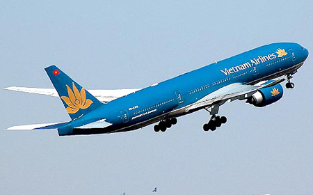 Another Chinese theft busted on Vietnam Airlines flight