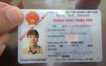New To Thanh Vietnam Citizens' Daily Card Seeks Papers Nien With Politics Reduce Id