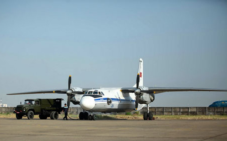 Foreign forces leave Vietnam, as search for lost jet ends