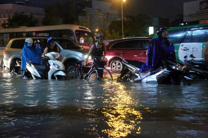 Maybe, just maybe, Ho Chi Minh City can become flood-free in 2020
