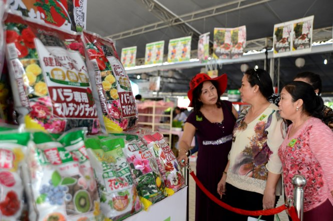Japanese agricultural firms want to put down roots in Vietnam market