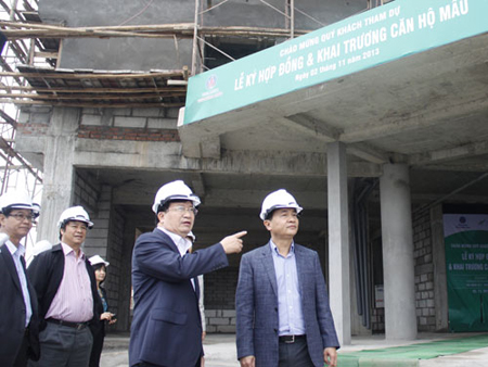 Vietnam minister calls for easing $1.4 bil housing loan package rules