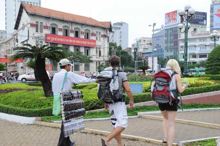 Expats, tourists, and Western superiority