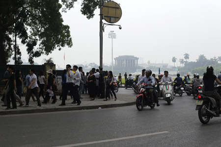 'Diplomatic' streets must not be turned into walking streets: Vietnam ministry