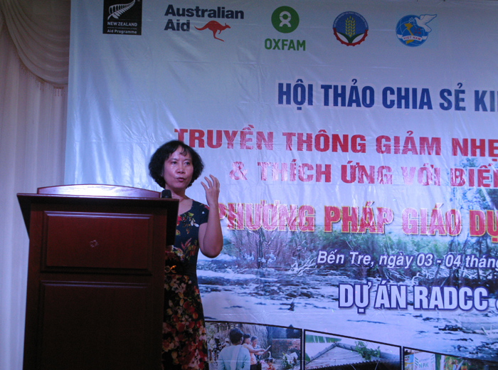 Vietnam's Mekong Delta responds to climate change